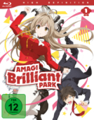 Amagi Brillant Park - Vol.1/3 [Blu-ray]
