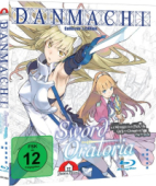 DanMachi: Sword Oratoria - Vol. 1/4: Limited Collector's Edition [Blu-ray]