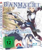 DanMachi: Sword Oratoria - Vol. 3/4: Limited Collector's Edition [Blu-ray]