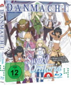 DanMachi: Sword Oratoria - Vol. 4/4: Limited Collector's Edition [Blu-ray]