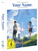Your Name.: Gestern, heute und für immer - Limited Collector's White Edition [Blu-ray] + Soundtrack