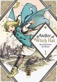 Atelier of Witch Hat: Das Geheimnis der Hexen - Bd.01: Kindle Edition