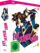 Ein Supertrio: Cat's Eye - Box 1/2 [Blu-ray]