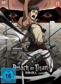 Attack on Titan: Staffel 1 - Vol.1/4: Limited Edition