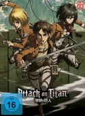 Attack on Titan: Staffel 1 - Vol.4/4