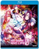 No Game No Life Zero [Blu-ray]