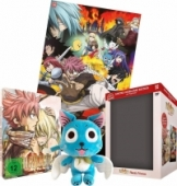 Fairy Tail: Phoenix Priestess - Limited Steelcase Edition + Plüschtier