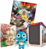 Fairy Tail: Phoenix Priestess - Limited Steelcase Edition [Blu-ray] + Plüschtier