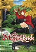 The Ancient Magus' Bride - Vol.03: Kindle Edition