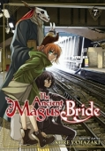 The Ancient Magus' Bride - Vol.07: Kindle Edition