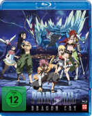 Fairy Tail: Dragon Cry [Blu-ray]