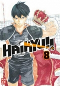 Haikyu!! - Bd.08: Kindle Edition