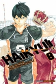 Haikyu!! - Vol.08: Kindle Edition