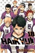 Haikyu!! - Vol.18: Kindle Edition