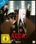 ACCA: 13 Territory Inspection Dept. - Vol.2/3 [Blu-ray]