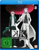 K: Return of Kings - Vol.3/3 [Blu-ray]
