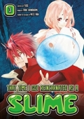 That Time I Got Reincarnated as a Slime - Vol. 03