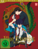 Blue Exorcist: Kyoto Saga - Vol.1/2 [Blu-ray]