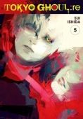 Tokyo Ghoul:re - Vol.05: Kindle Edition