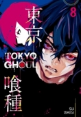 Tokyo Ghoul - Vol.08: Kindle Edition