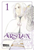 The Heroic Legend of Arslan - Bd.01: Kindle Edition