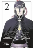 The Heroic Legend of Arslan - Bd.02: Kindle Edition