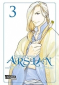 The Heroic Legend of Arslan - Bd.03: Kindle Edition