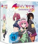 To Love Ru Darkness 2nd - Vol.4/4: Limited Edition + Sammelschuber + Dakimakura Kissenbezug