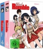 School Rumble - Komplettset