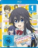And you thought there is never a girl online? - Vol.1/3 [Blu-ray]