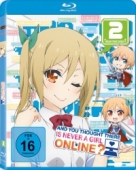 And you thought there is never a girl online? - Vol.2/3 [Blu-ray]