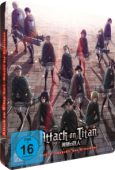 Attack on Titan: Teil 3 - Gebrüll des Erwachens: Limited Steelcase Edition [Blu-ray]
