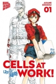 Cells at Work! - Bd.01