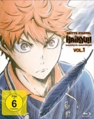 Haikyu!!: Staffel 3 - Vol.1/2 [Blu-ray]