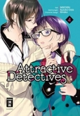 Attractive Detectives - Bd.04: Kindle Edition