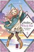 Atelier of Witch Hat: Das Geheimnis der Hexen - Bd.05: Limited Edition