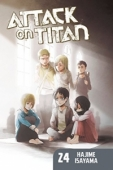 Attack on Titan - Vol. 24