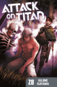 Attack on Titan - Vol. 28