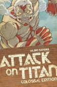 Attack on Titan: Colossal Edition - Vol. 03 (Vol.11-15)