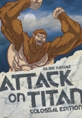 Attack on Titan: Colossal Edition - Vol. 04 (Vol.16-20)