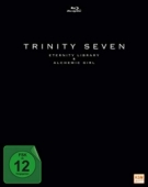 Trinity Seven: Eternity Library & Alchemic Girl [Blu-ray]