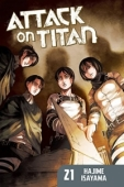 Attack on Titan - Vol.21: Kindle Edition