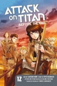Attack on Titan: Before the Fall - Vol.12