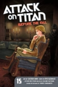 Attack on Titan: Before the Fall - Vol.15