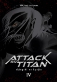 Attack on Titan: Deluxe Edition - Bd. 04