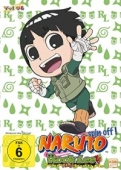 Naruto Spin off: Rock Lee und seine Ninja Kumpels - Vol.4/4