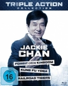 Jackie Chan: Triple Action Collection [Blu-ray]