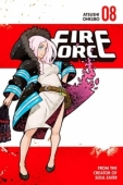 Fire Force - Vol.08: Kindle Edition