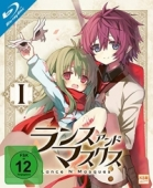 Lance N' Masques - Vol.1/2 [Blu-ray]