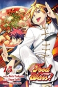 Food Wars!: Shokugeki no Soma - Vol.15: Kindle Edition